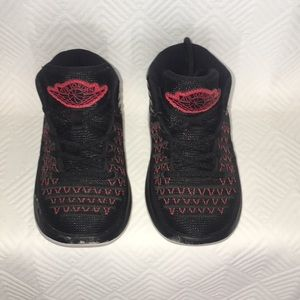 Air Jordan 'Banned' Toddler 8C Hightop's
